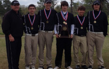 It's a Hole in One: Boys Take District Title
