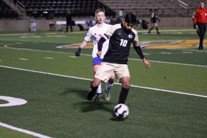 Boys' Soccer Gets Unexpected Win Against Sabine