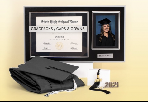 Cap and gown orders due Friday